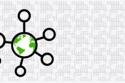 data, globe, atom